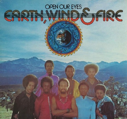 earth wind fire open our eyes