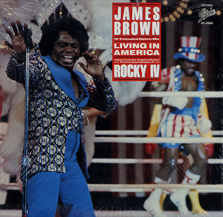 james brown living in america 201605