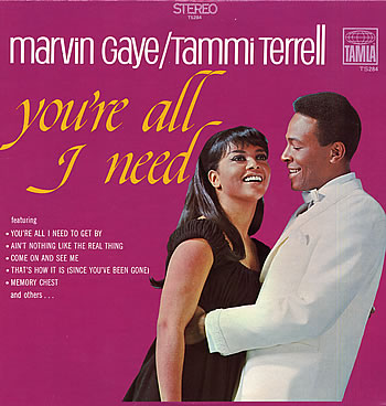 marvin gaye tammi terrell youre all i need