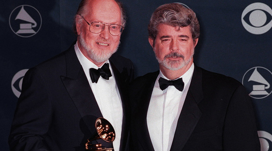george lucas and john williams emmy awards
