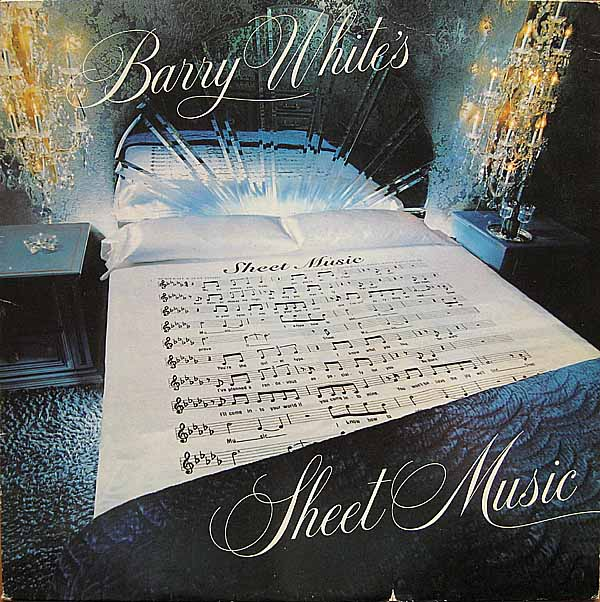 barry white barry whites sheet music